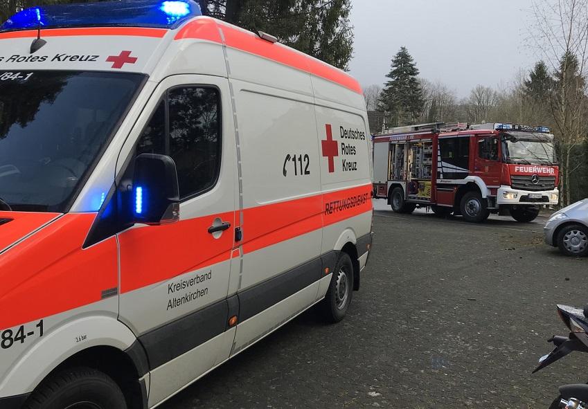 """Drei Einsätze am """"Tag des Notrufs"""" für die Feuerwehr in Hamm"""