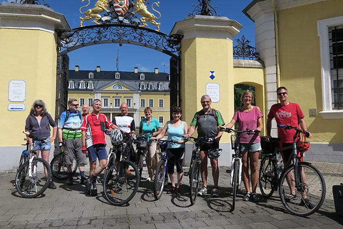 WLAN-Radtour startet in Neuwied