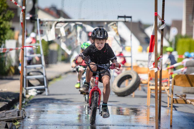 Kita-Projekt macht Lust aufs Radfahren