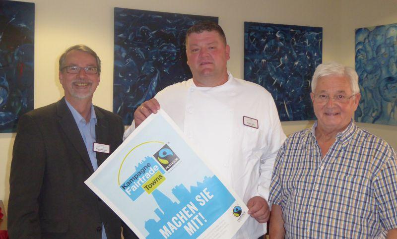 Senioren-Residenz von Kampagne Fair Trade Town Linz überzeugt
