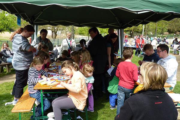 Kinderfest im Zoo Neuwied