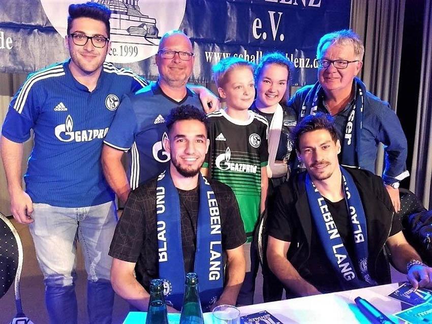Jahreshauptversammlung Schalke-Fanclub Rhein-Wied