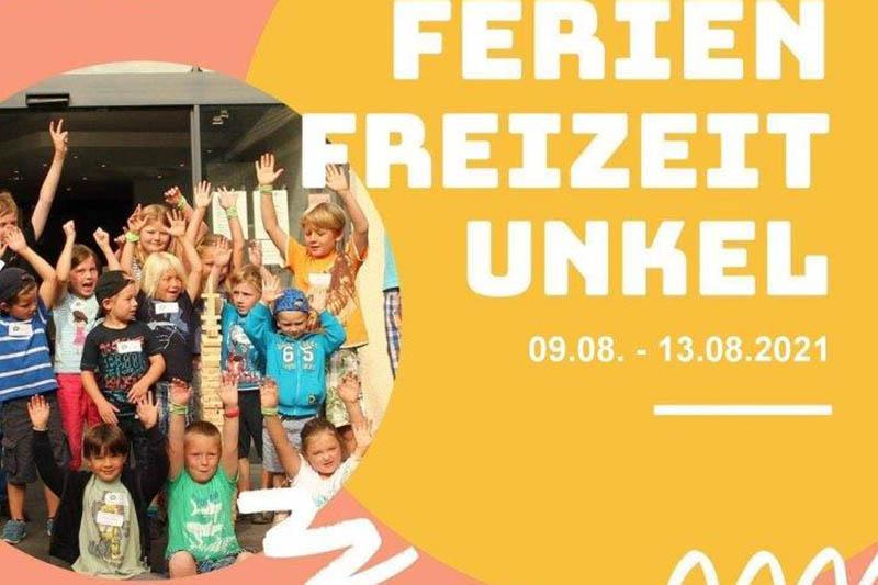 Ferienfreizeit Unkel vom 9. bis 13. August