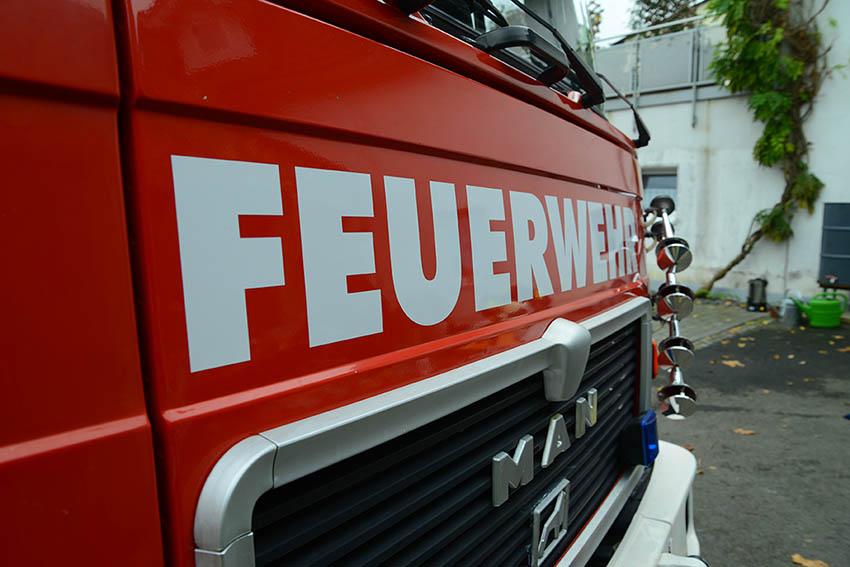 Tag der offenen Tür der Feuerwehr Heimbach-Weis