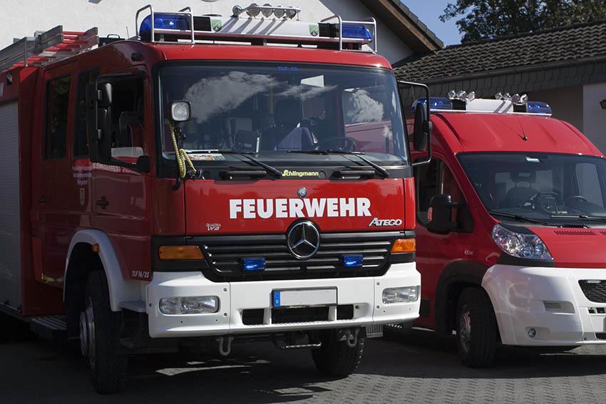 Vierter Einsatz für Feuerwehr Oberraden-Straßenhaus in dieser Woche
