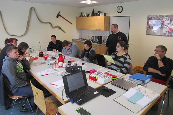 First Responder Ausbildung in der VG Puderbach