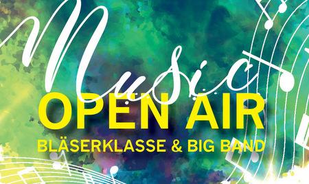 Open-Air-Konzert auf dem Hammer IGS-Schulhof
