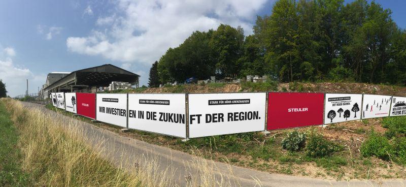 Steuler investiert in Höhr-Grenzhausen in die Zukunft