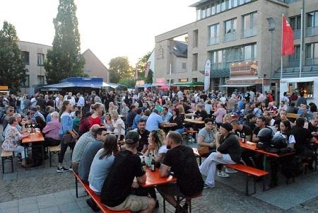 Erste Food Days in Altenkirchen zogen viele Besucher an