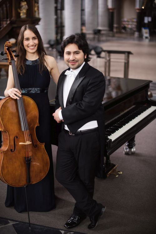 Duo �Aken 2� er�ffnet die Konzertsaison