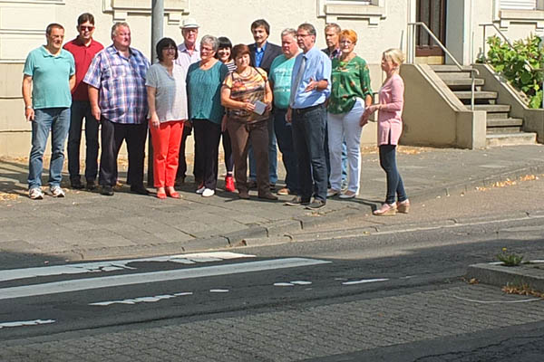 SPD: Ausbau Dierdorfer Straße gut koordinieren