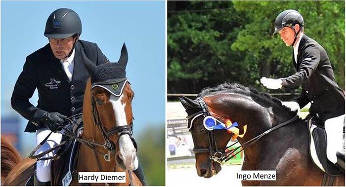 Lehrgänge mit Hardy Diemer und Ingo Menze beim RV Dierdorf