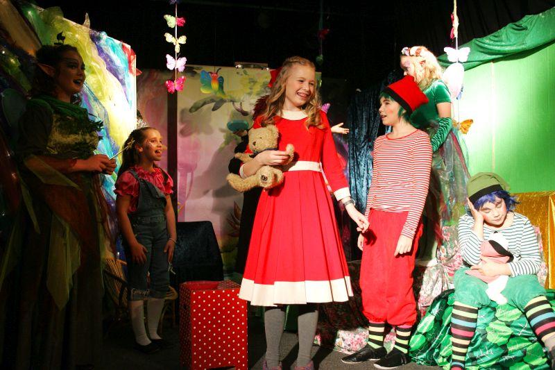 Das Petermännchen-Theater verzauberte Groß und Klein