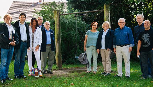 SPD Niederbieber-Segendorf mit Bürgern im Gespräch
