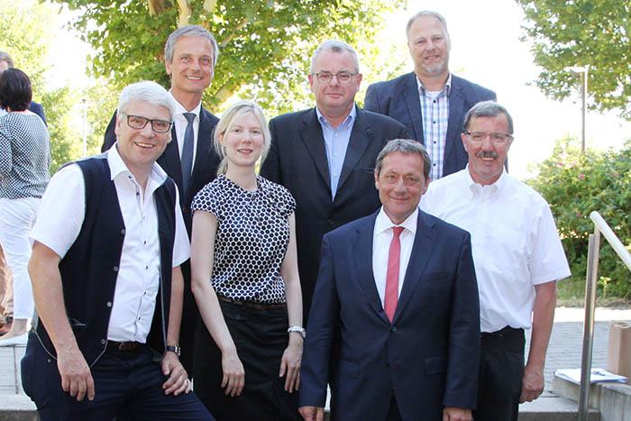 CDU-Kreistagsfraktion koordiniert die Kreistagsarbeit