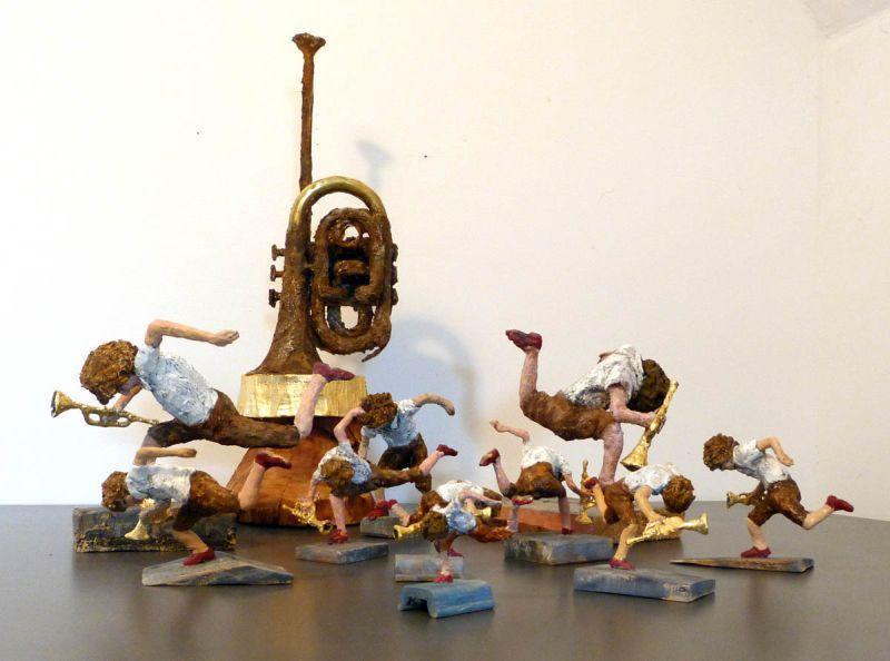 "Emmanuel Walderdorff Galerie zeigt ""bubblestereo"""