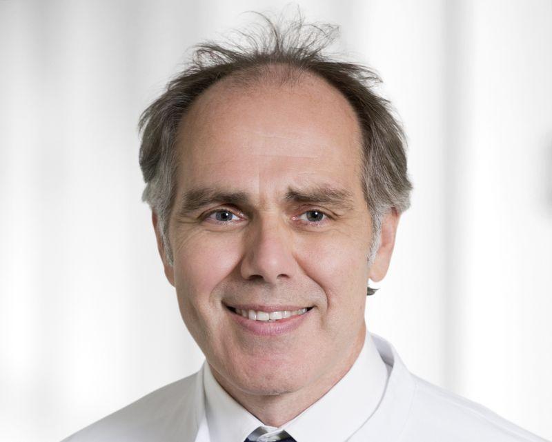 Dr. med. Andreas Franke, Chefarzt der Unfall- und Orthopädischen Chirurgie im Evang. Krankenhaus Dierdorf/Selters. Foto: Krankenhaus