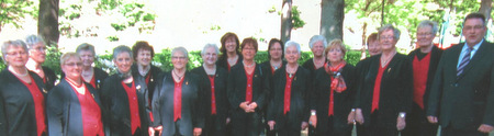 Brucher Frauenchor feierte 40. Geburtstag