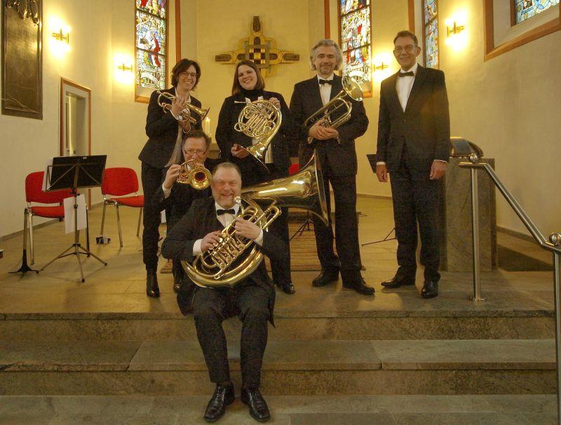 """Passionskonzert mit """"Frechblech"""" in Ransbach-Baumbach"""