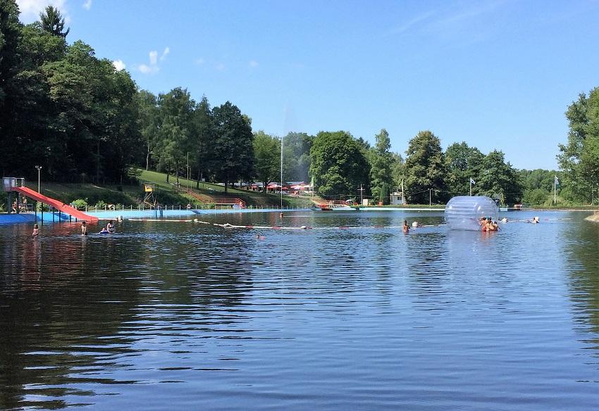Für den Urlaub zwischendurch: Waldschwimmbad Hamm öffnet