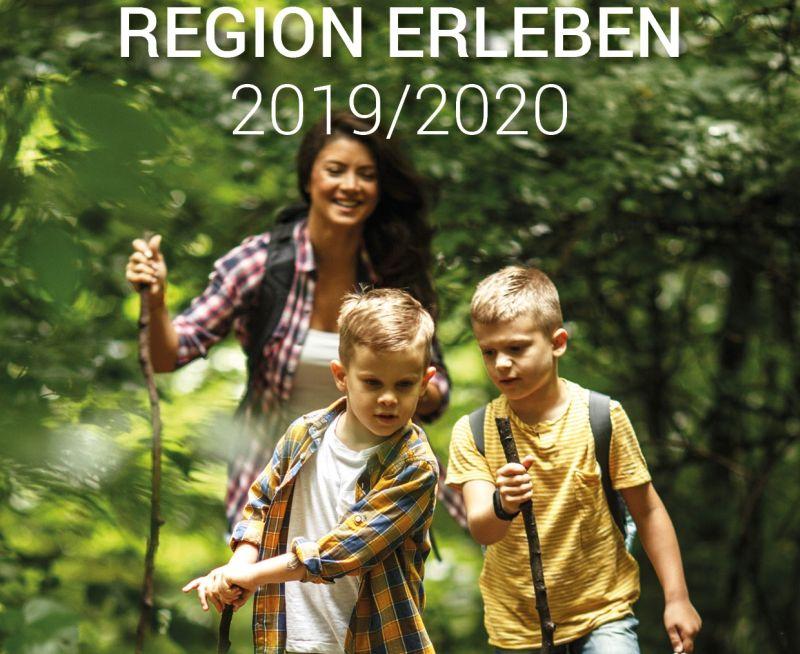 Neuer Freizeit-Flyer Kannenbäckerland und Umgebung