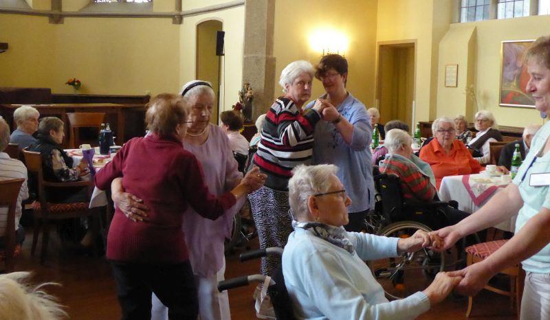 Frühlingsfest in der Senioren-Residenz Sankt Antonius