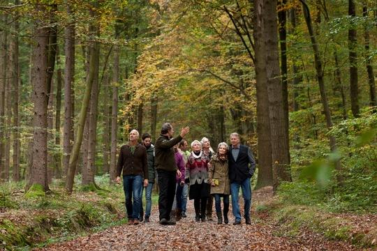 Waldführungen im Friedwald Wildenburger Land wieder möglich