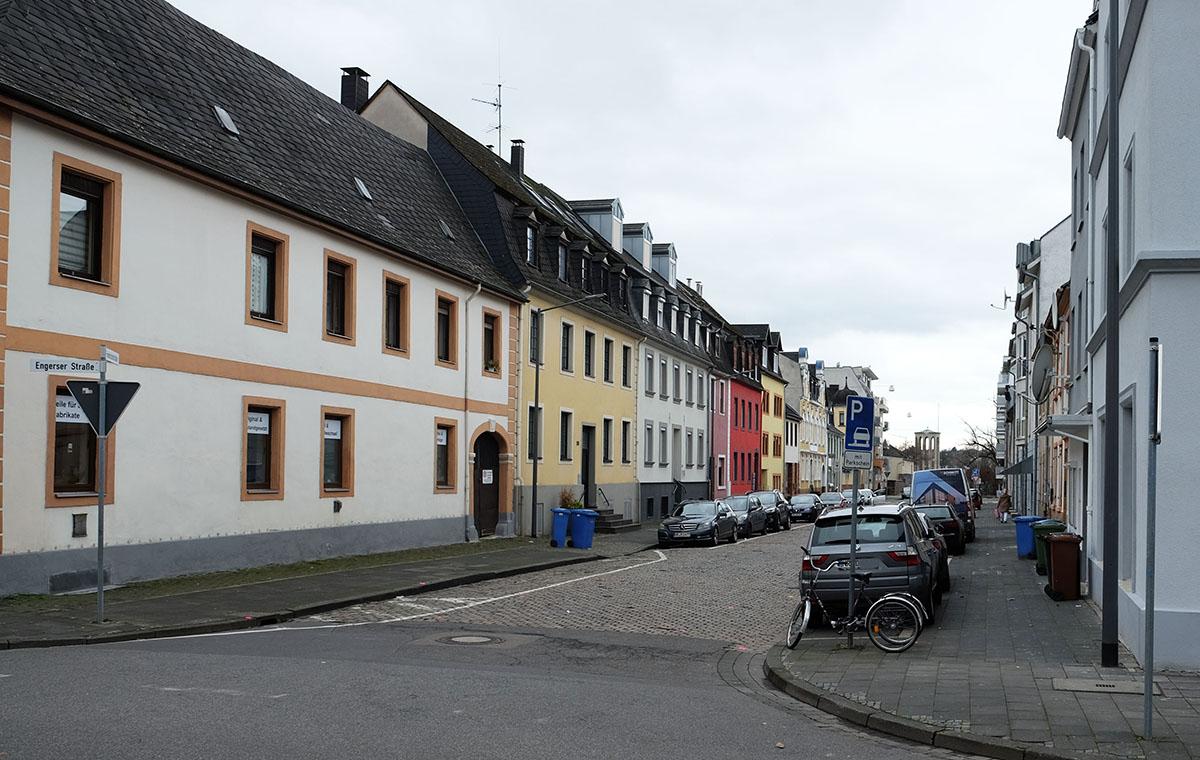 Gut fürs Kleinklima: Zwischen Engerser Straße und Kirchstraße erhält die Friedrichstraße deutlich mehr Grün. Foto: Stadt Neuwied