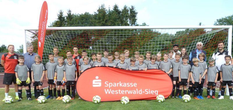 Feriencamp mit den  Young Football Talents. Foto: Veranstalter