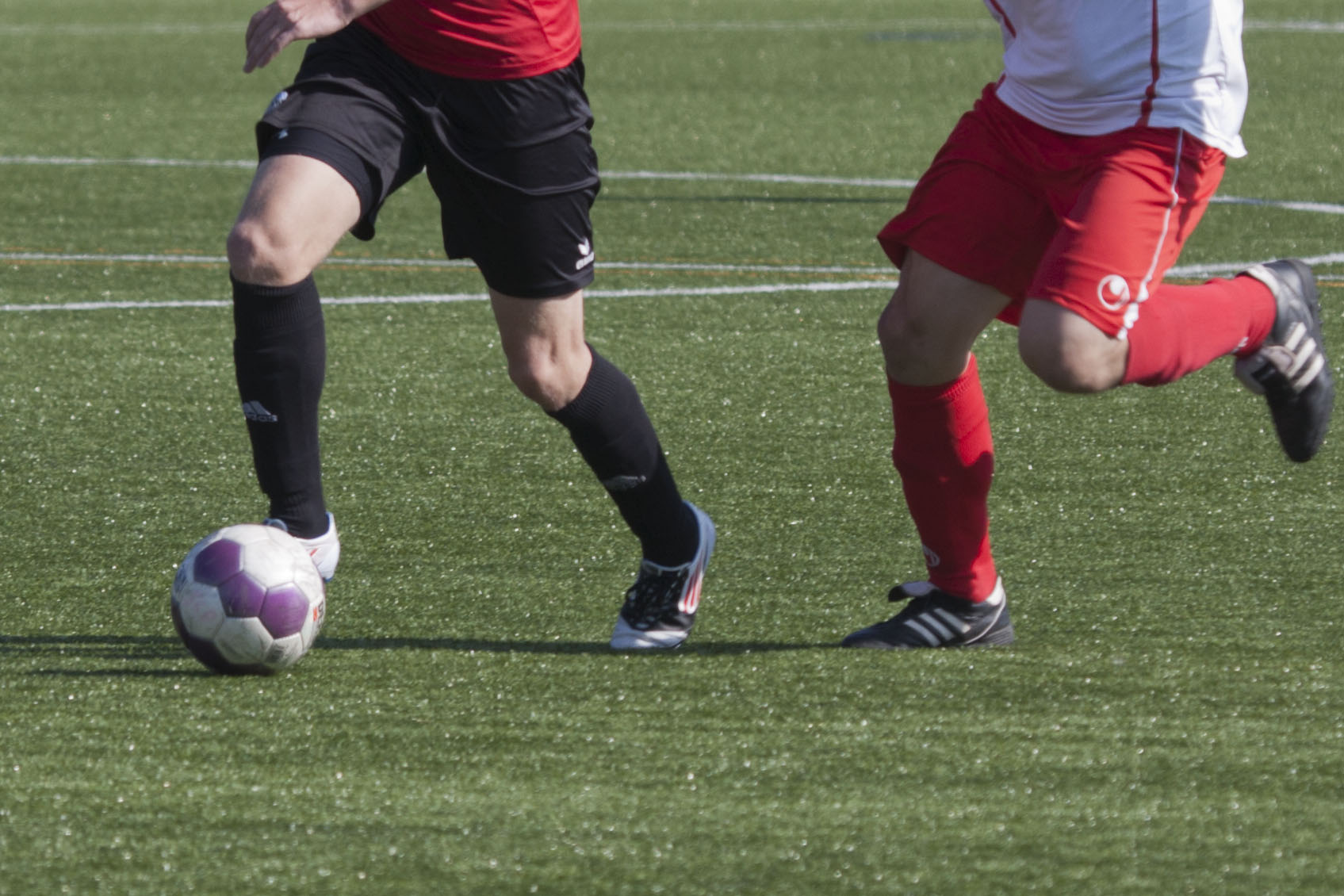 Fußball und Zusammenhalt gegen Rassismus