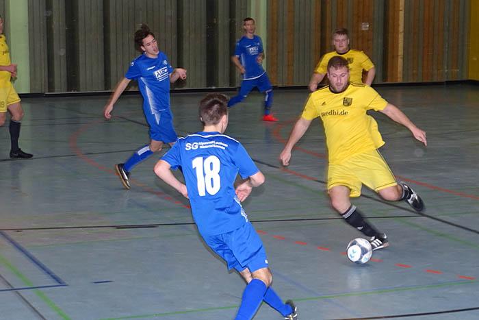 SG Alpenrod ist Futsal-Kreismeister 2019 in der Halle