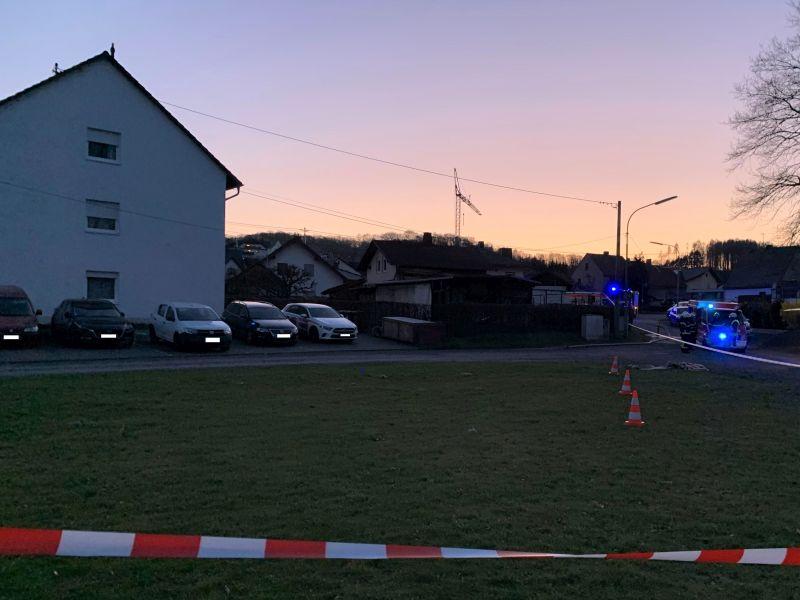 Feuerwehreinsatz wegen Gasgeruchs in Bilkheim