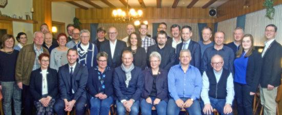 Fusion: CDU-Verbände benennen Bewerber für künftigen VG-Rat