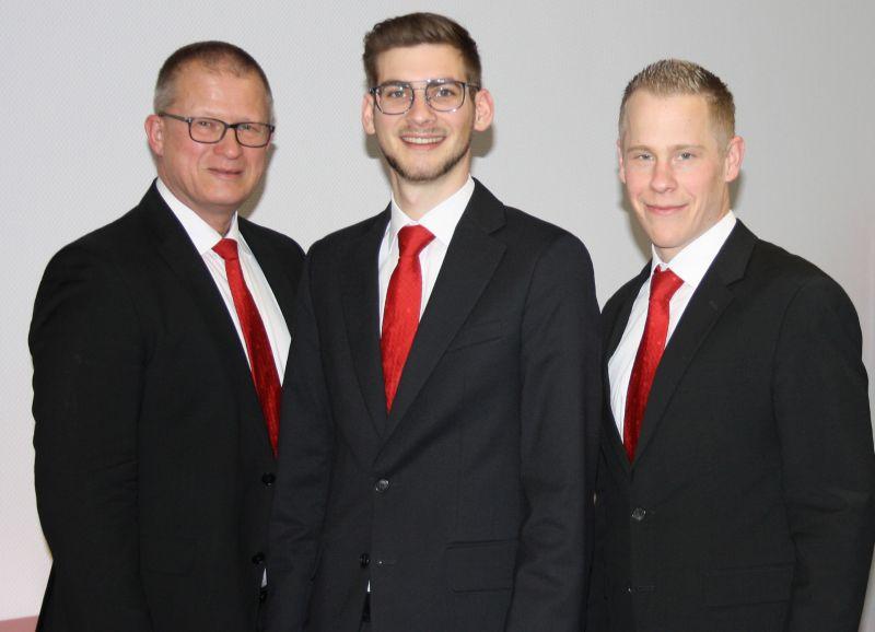 Führungswechsel in den Sparkassengeschäftsstellen Meudt und Wallmerod