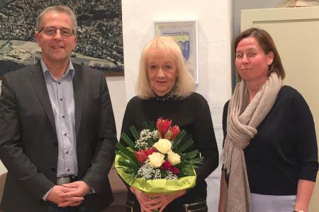 Gabriele Weber in den Ruhestand verabschiedet