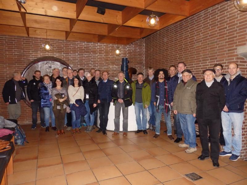 CDU Gebhardshain besucht Brauerei