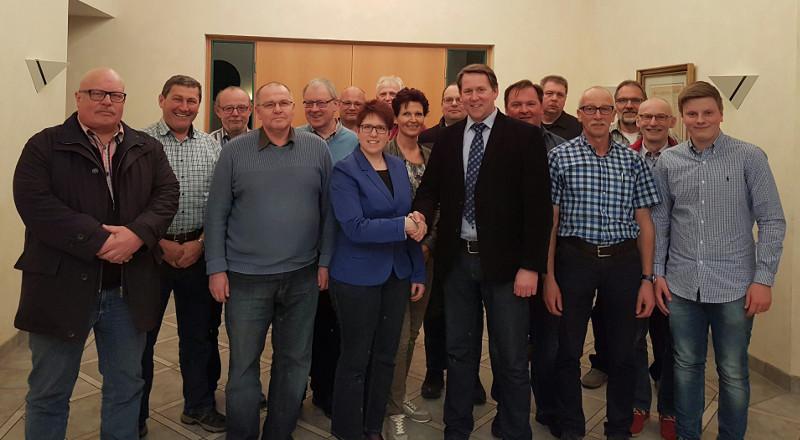 Jessica Weller neue CDU-Vorsitzende in Gebhardshain
