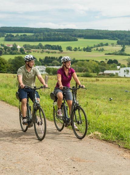 Geführte Radtour durch den Hachenburger Westerwald