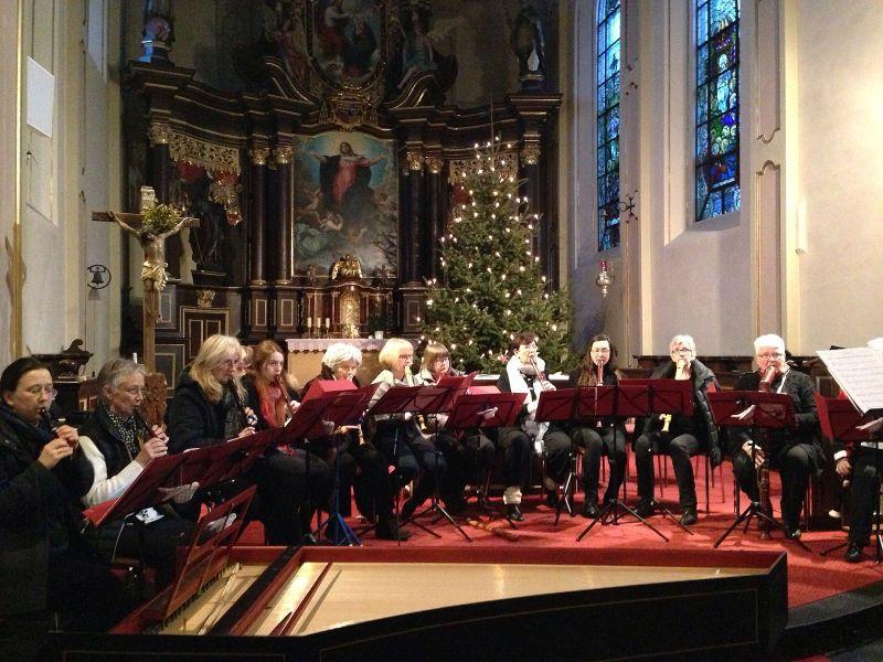 Neujahrskonzert in der Evangelischen Pauluskirche
