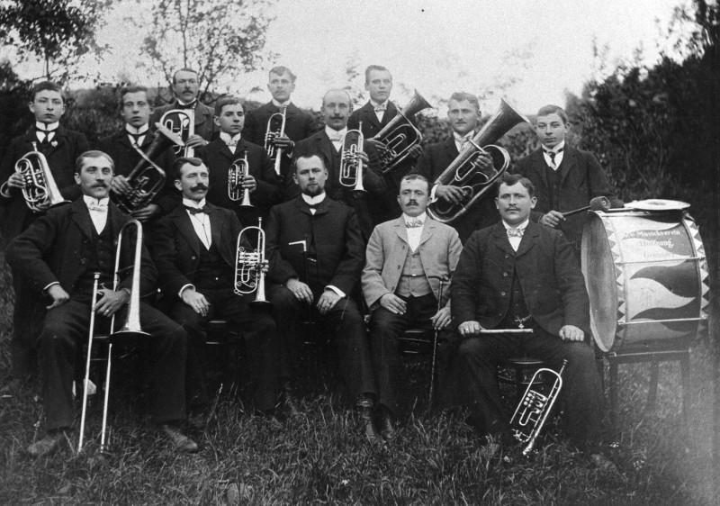 Gemündener Posaunenchor hält Musik seit 125 Jahren die Treue
