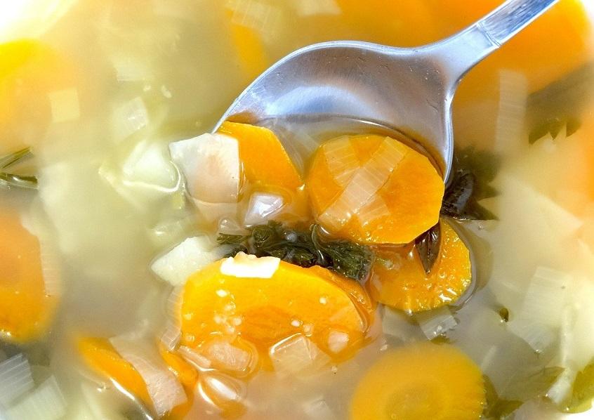 Westerwälder Rezepte: Einfache Gemüsesuppe