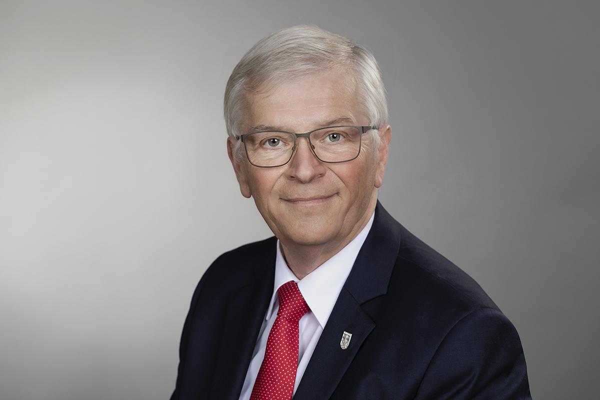 Stadtbürgermeister Gerhard Hausen zur aktuellen Coronasituation