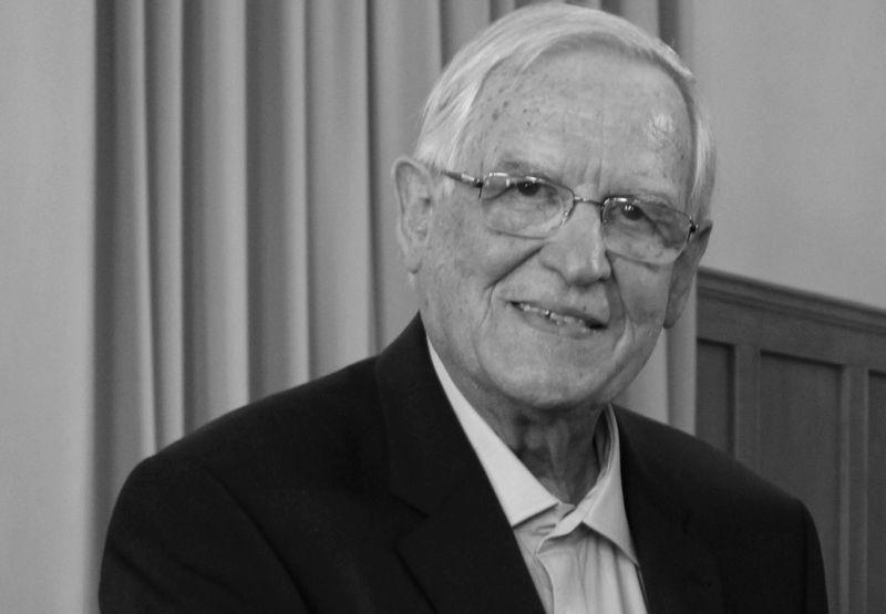 Pfarrer und Dekan a. D. Gerhard Zimmermann verstorben