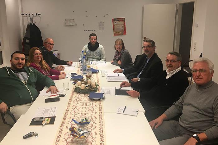 SPD informiert sich über Quartiersmanagement Raiffeisenring