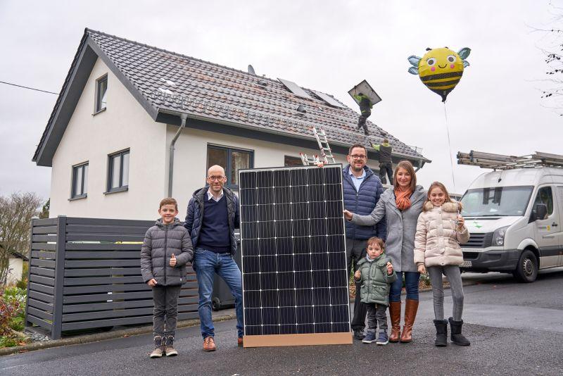 Hausbesitzer aus Ransbach-Baumbach gewinnt Photovoltaikanlage