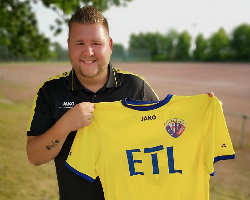Markus Pauli wird neuer Trainer des TuS Gladbach. Foto: Verein