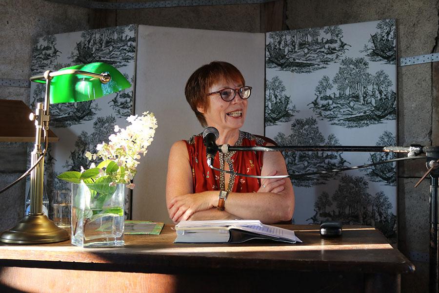 Bestseller-Autorin Brigitte Glaser las in Großmaischeid