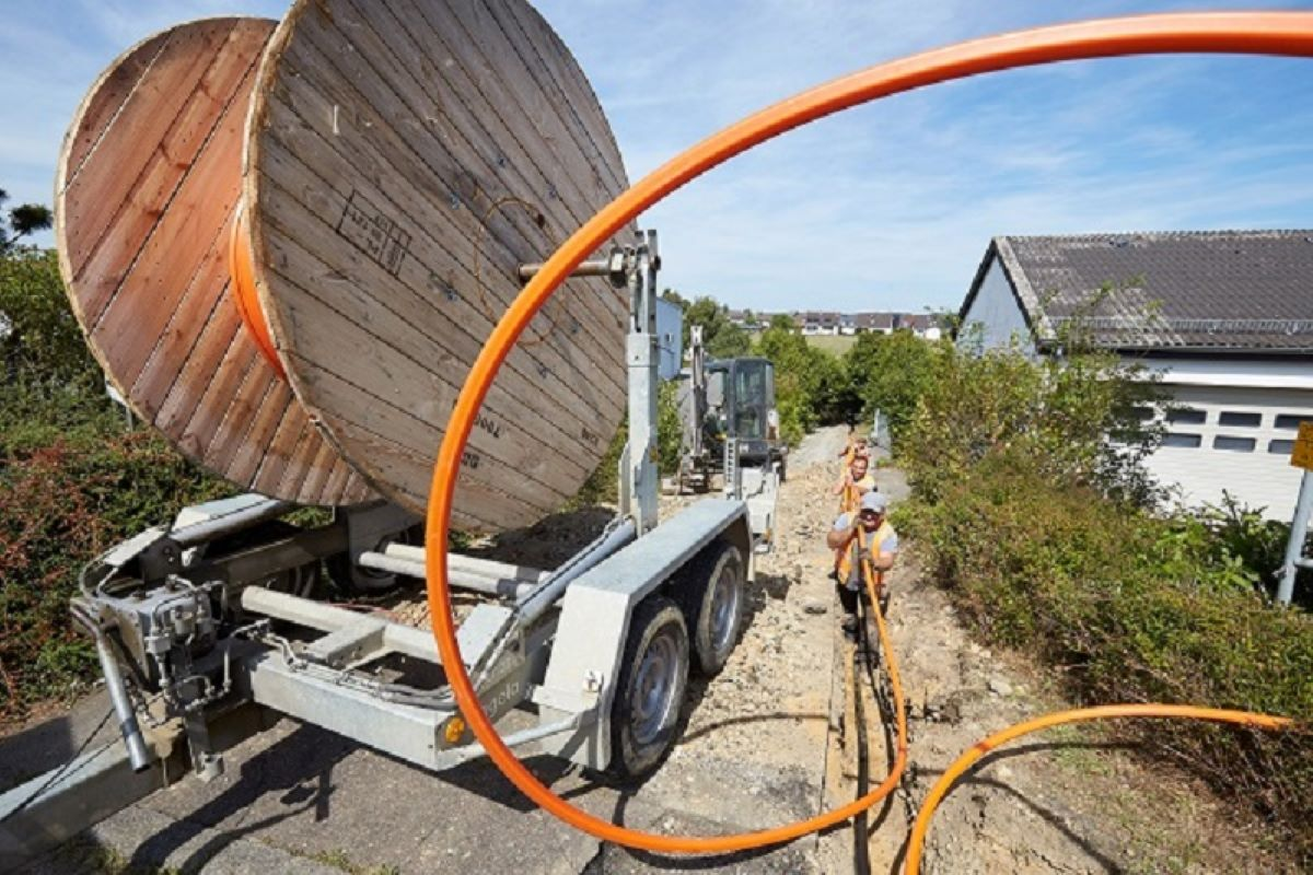 """Schnelles Internet: Forst stimmt für """"Graue-Flecken-Programm"""""""