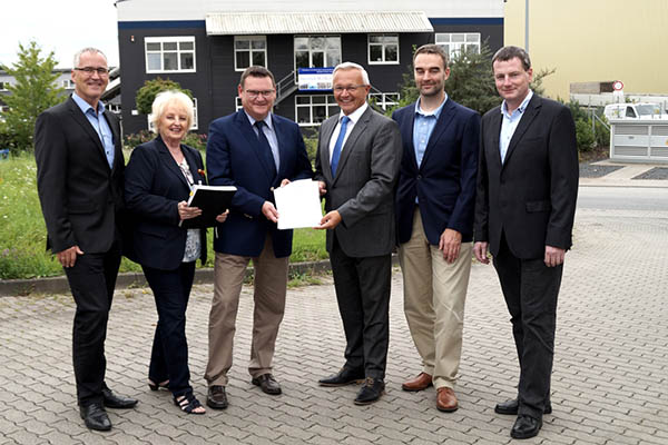 Kreis und Stadtwerke Neuwied kooperieren mit Breitband