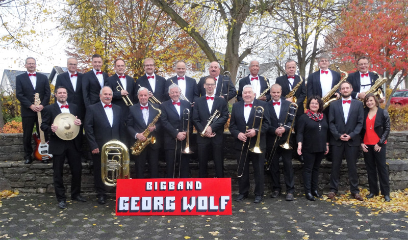 Big Band Georg Wolf ist nun ein Verein